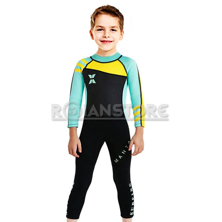 ... Traje Surf Neopreno Unisex para Niños Talla M ... dd6bee0964d